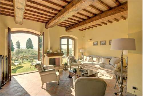 # 9362821 - From $288,660 to $864,723 - 1 - 3  Bed Apartment, Lajatico, Pisa, Tuscany, Italy