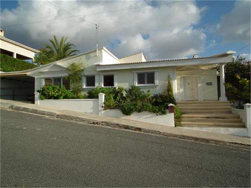 # 14407791 - £395,960 - 4 Bed Bungalow, Tala, Paphos region, Cyprus
