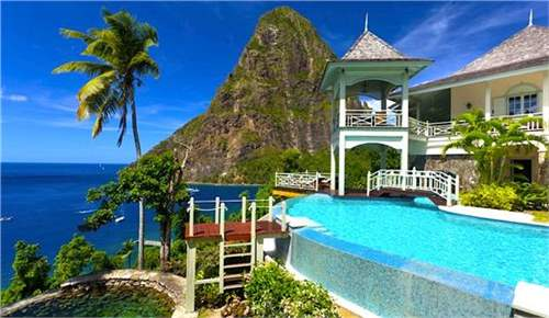 St Lucia Real Estate #4391484 - &pound;6,577,000 - 5 Bed Villa
