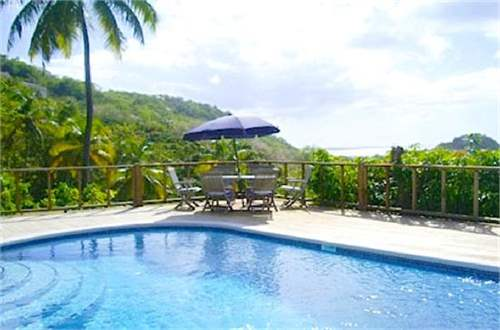 St Lucia Real Estate #4391543 - £809,500 - 4 Bedroom Villa