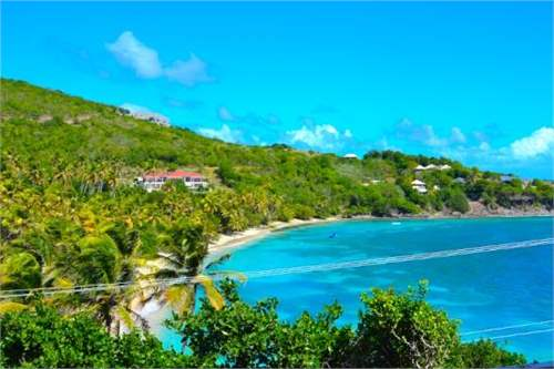 St Vincent and Grenadines Real Estate #4391611 - £184,566 - Land