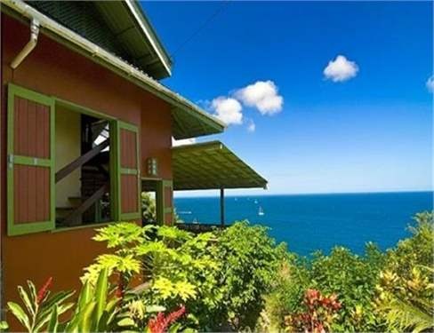 St Vincent and Grenadines Real Estate #4391632 - £514,988 - 3 Bed Villa