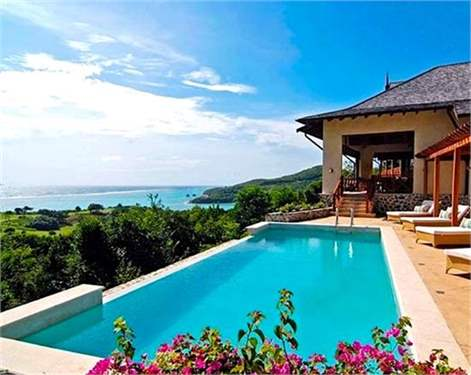 St Vincent and Grenadines Real Estate #4391639 - £3,521,850 - 3 Bed Villa