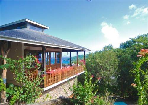 St Vincent and Grenadines Real Estate #4395710 - £440,368 - 5 Bed Villa