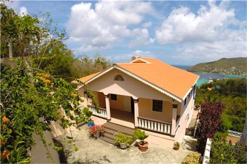 St Vincent and Grenadines Real Estate #4395716 - £441,893 - 4 Bed Villa