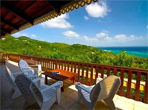 St Vincent and Grenadines Real Estate #7264832 - &pound;591,930 - 6 Bed Villa