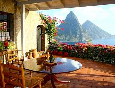 St Lucia Real Estate #7264852 - £2,752,300 - 5 Bedroom Villa