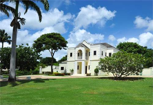 # 1031628 - £3,046,725 - 5 Bed House, Sandy Lane, Saint James, Barbados