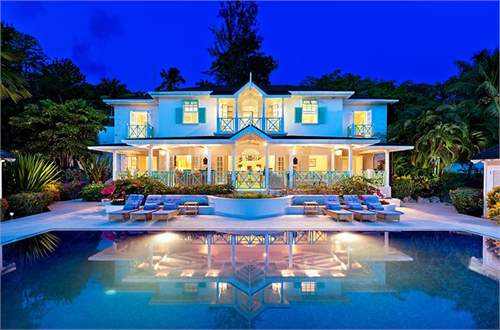 # 12048308 - £3,683,200 - 7 Bed Villa, Sandy Lane, Saint James, Barbados