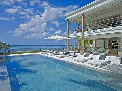 # 16412555 - £16,187,722 - 5 Bed Villa, The Garden, Saint James, Barbados