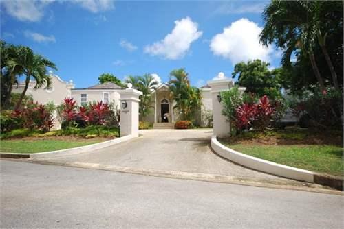 # 16460120 - £974,770 - 4 Bed Villa, Westmoreland, Saint James, Barbados