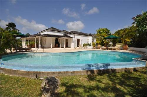 # 9583619 - £1,056,540 - 4 Bed Villa, Westmoreland, Saint James, Barbados
