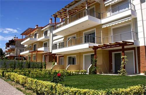 # 9535686 - £110,000 - 2 Bed Flat, Chalkidiki, Central Macedonia, Greece