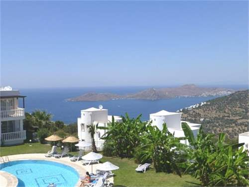 # 6624128 - £140,000 - 4 Bed Villa, Yalikavak, Mugla Province, Turkey