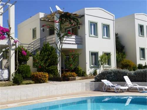 # 9237692 - £61,400 - 2 Bed Flat, Bodrum, Mugla Province, Turkey
