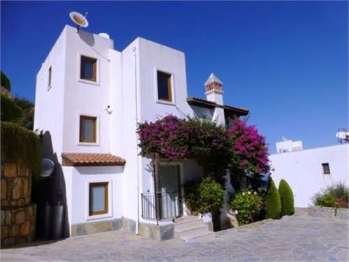 # 9760209 - £253,481 - 4 Bed Villa, Bodrum, Mugla Province, Turkey