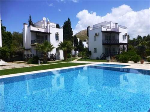 # 9790465 - £79,950 - 2 Bed Villa, Bodrum, Mugla Province, Turkey