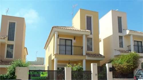 Spanish Real Estate #4900233 - £182,160 - 4 Bed Villa