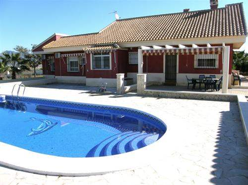 Spanish Real Estate #4904804 - &pound;300,872 - 5 Bed Villa