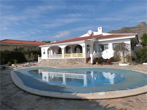Spanish Real Estate #5291503 - &pound;444,180 - 3 Bed Villa