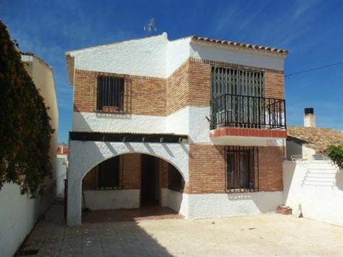 Spanish Real Estate #5525752 - £120,244 - 4 Bedroom Villa
