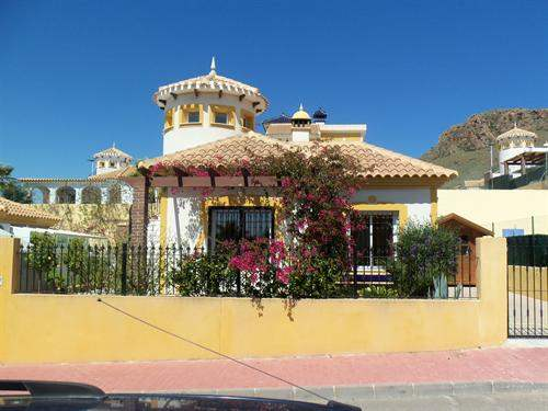 Spanish Real Estate #5656211 - £124,149 - 2 Bedroom Villa
