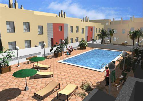 Spanish Real Estate #5679147 - £88,777 - 3 Bed Flat