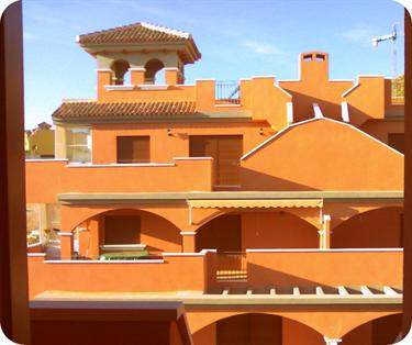 # 5872003 - £131,967 - 2 Bed Penthouse, Isla Plana, Province of Murcia, Region of Murcia, Spain