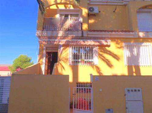 Spanish Real Estate #5906879 - £105,573 - 3 Bed Townhouse