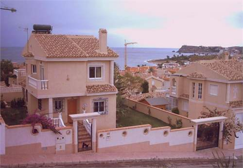 Spanish Real Estate #6301086 - £293,715 - 4 Bed Villa