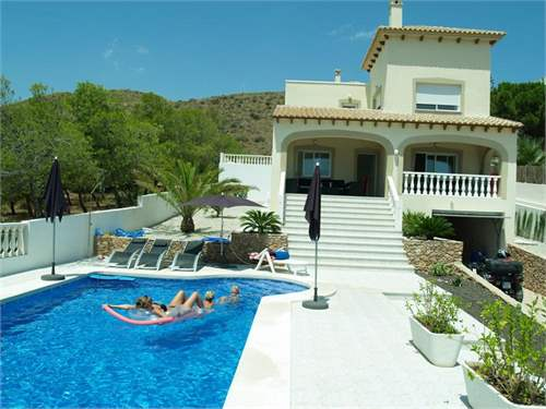 Spanish Real Estate #6598580 - £341,334 - 4 Bed Villa