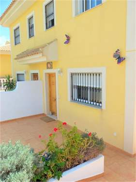 Spanish Real Estate #6603138 - &pound;136,341 - 4 Bed Villa