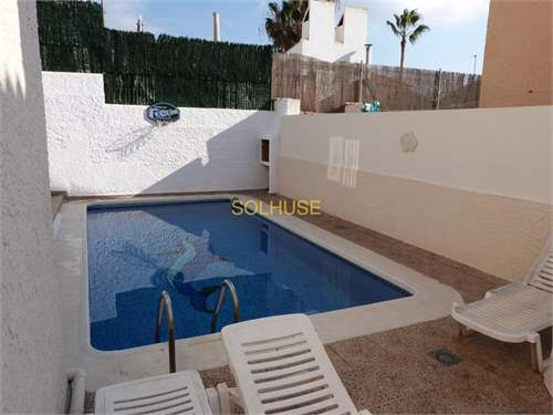 Spanish Real Estate #6776055 - &pound;201,300 - 4 Bed Villa