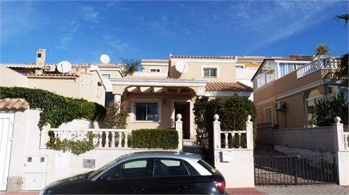Spanish Real Estate #7314002 - &pound;152,862 - 3 Bed Villa