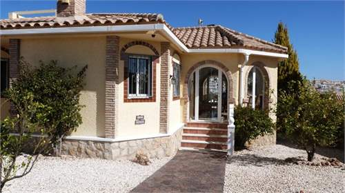 # 7359790 - £200,932 - 3 Bed Villa, Mazarron, Province of Murcia, Region of Murcia, Spain