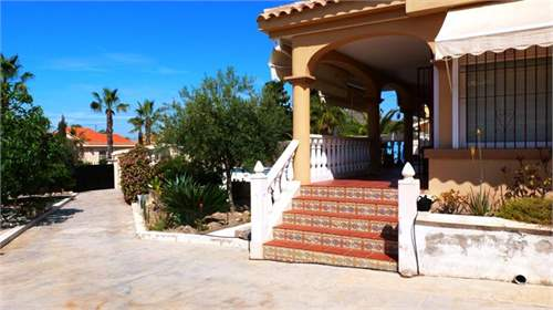 Spanish Real Estate #7642637 - £395,085 - 4 Bed Villa