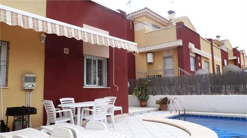 # 8330691 - £114,611 - 3 Bed Villa, Totana, Province of Murcia, Region of Murcia, Spain