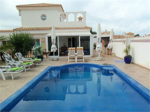 # 8949128 - £306,436 - 3 Bed Villa, Cartagena, Province of Murcia, Region of Murcia, Spain