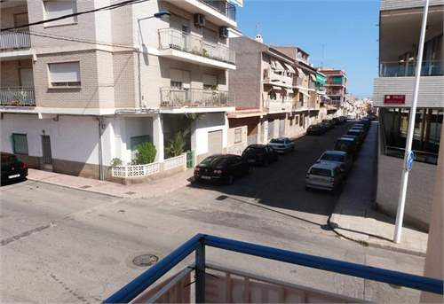 # 9174357 - £46,684 - 3 Bed Flat, Mazarron, Province of Murcia, Region of Murcia, Spain