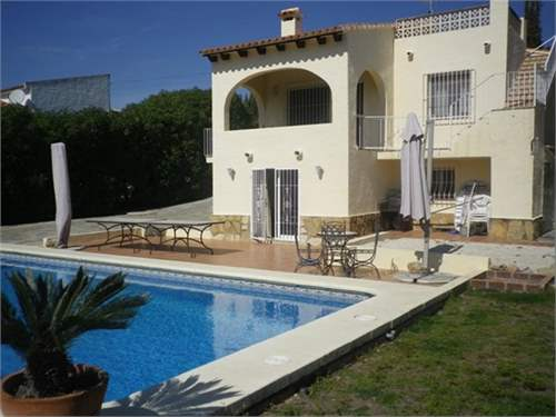 Spanish Real Estate #6824182 - &pound;218,696 - 4 Bed Villa