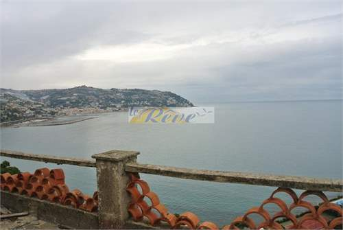 # 10173599 - £540,410 - 1 Bed Cottage, Bordighera, Imperia, Liguria, Italy