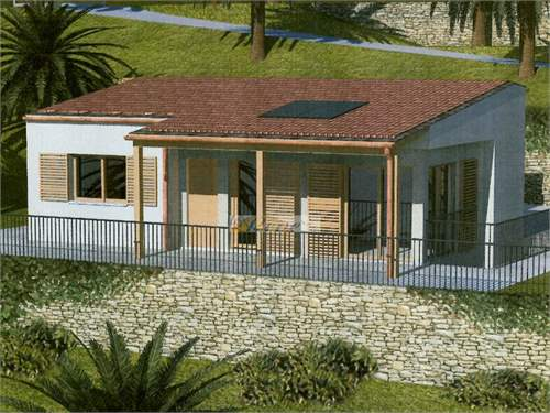 # 11517297 - £253,472 - Building Plot, Bordighera, Imperia, Liguria, Italy