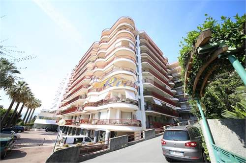 # 12963768 - £541,133 - 3 Bed Flat, Bordighera, Imperia, Liguria, Italy