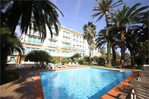 # 12974207 - £392,125 - 1 Bed Flat, Bordighera, Imperia, Liguria, Italy