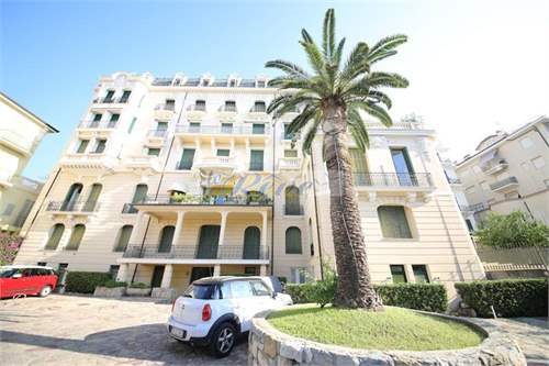 # 13018934 - £282,330 - 1 Bed Flat, Bordighera, Imperia, Liguria, Italy