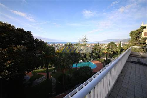 # 13474606 - POA - 2 Bed Flat, Bordighera, Imperia, Liguria, Italy