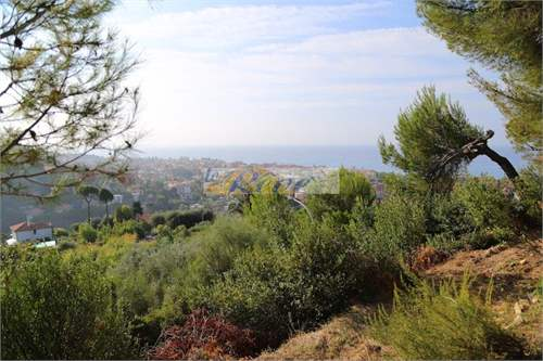 # 16708112 - £232,896 - Building Plot, Bordighera, Imperia, Liguria, Italy