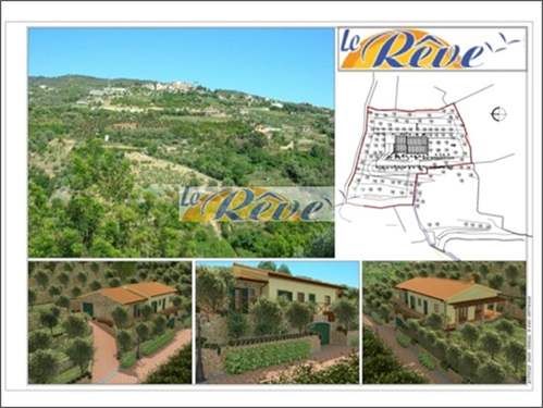Italian Real Estate #5461868 - £119,420 - Land With Planning