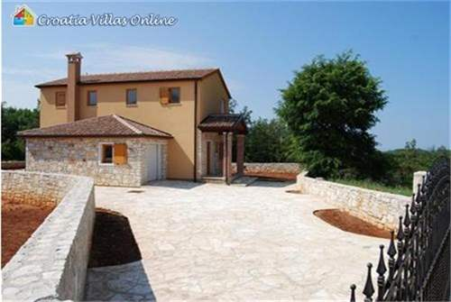 Croatian Real Estate #5201123 - £184,169 - 3 Bed Villa