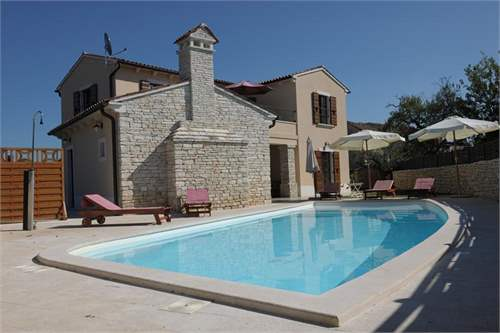 Croatian Real Estate #7642566 - £244,296 - 4 Bed Villa